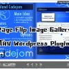 [WP] Page Flip Image Gallery  WordPress Plugin
