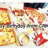 ฉลองวันเกิดกับพี่ๆในทีม CRM & SO ด้วย Pizza และ KFC ชุดใหญ่ค่า