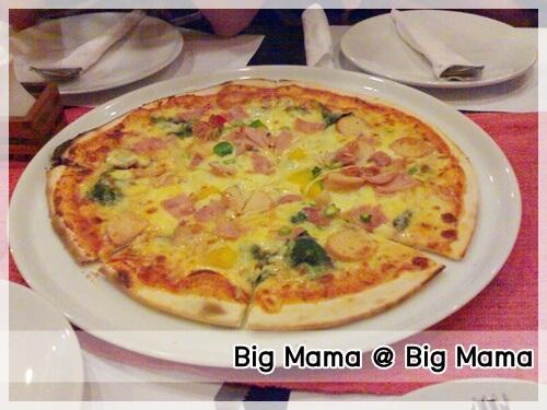 รีวิวโดนใจ >> Big Mama (บิ๊กมาม่า) ร้านอาหารอิตาเลียน ย่านอโศก