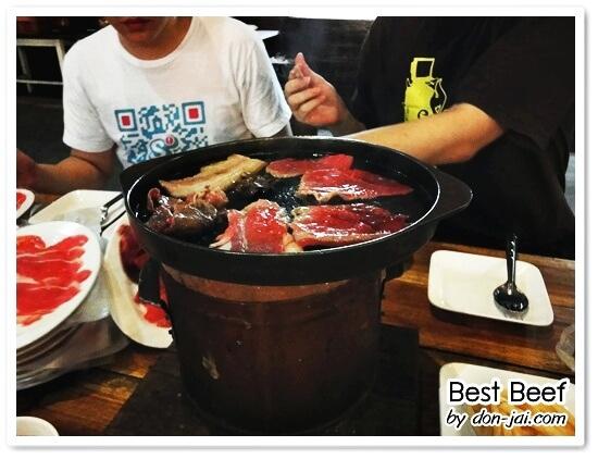 รีวิวโดนใจ >> ร้าน Best Beef บุฟเฟ่ต์ เนื้อย่างโคขุนเบสท์บีฟ โซนอ่อนนุช 199 บาทต่อหัว
