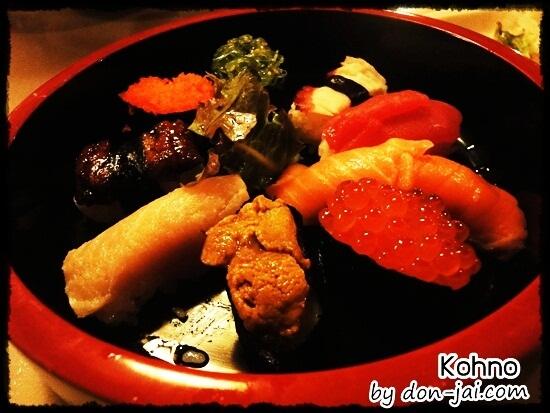 รีวิวโดนใจ >>  ร้าน Kohno (โคโน่) ร้านอาหารญี่ปุ่น ใกล้รถไฟฟ้าบางจาก