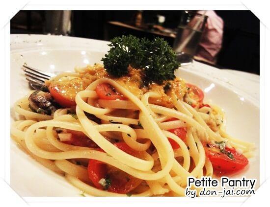 รีวิวโดนใจ >> Petite Pantry (พิติท แพนทรี่) หลากเมนูอาหารอิตาเลียนสไตล์โฮมเมด ในซอยสุขุมวิท 49