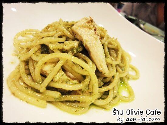 รีวิวโดนใจ >> Olivie Cafe (โอลิวิเย่ คาเฟ่) ร้านบุฟเฟต์อาหารอิตาเลียน ในราคา 299 บาท ที่พาราไดซ์พาร์ค