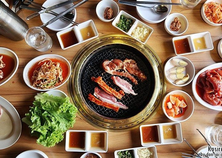 รีวิวโดนใจ >> Kosirae (โคซิแร) ร้านบุฟเฟต์ปิ้งย่างสไตล์เกาหลี ในราคา 299 Net ย่านทองหล่อ