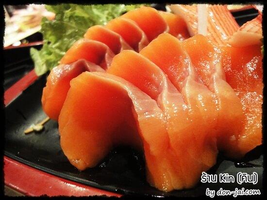 รีวิวโดนใจ >> KIN (คิน) ร้านบุฟเฟ่ต์อาหารญี่ปุ่นและร้านราเมงใจกลางสยามในราคา 430 บาท