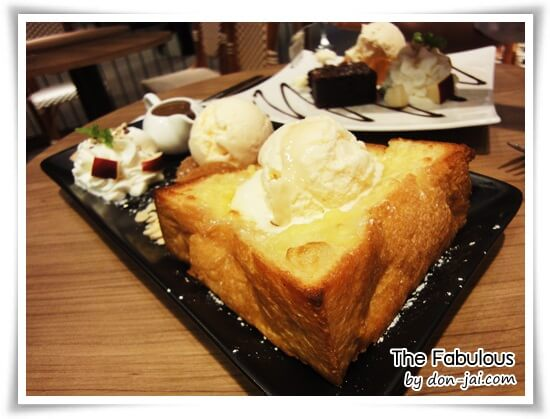 รีวิวโดนใจ >> The Fabulous Bar & Dessert Cafe ร้านของหวานแสนอร่อยที่เซ็นทรัลบางนา