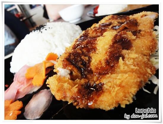 รีวิวโดนใจ >> LunchLa (ลันช์ลา) ร้านอาหารญี่ปุ่น สำหรับมื้อกลางวันร้านใหม่ของชาวสามเสนใน
