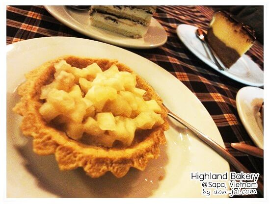 รีวิวโดนใจ >> Highland Bakery ร้านขนมและของหวานสุดโดนใจในซาปา ที่เวียดนาม
