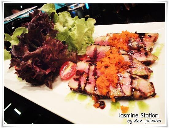 รีวิวโดนใจ >> ห้องอาหาร Jasmine Station อิ่มอร่อยในราคาสบายกระเป๋า เดินทางสบายด้วยติด BTS พระโขนง