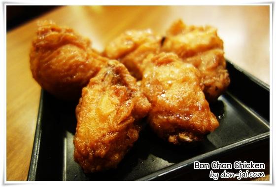 รีวิวโดนใจ >> BonChon Chicken ไก่ทอดกรอบบอนชอนสไตล์เกาหลี สาขาสีลมคอมเพล็กซ์