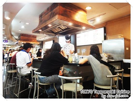 รีวิวโดนใจ >> TOKYO Teppanyaki Cuisine โตเกียวเทปันยากิ หลากเมนูอร่อยจากกระทะเหล็กที่มาบุญครอง