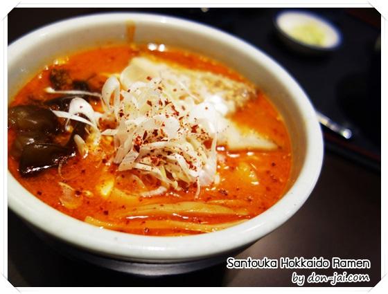 รีวิวโดนใจ >> Santouka : ร้านราเมงซันโตวกะ ต้นตำรับราเมงจากฮอกไกโด ที่อิเซตัน Central World