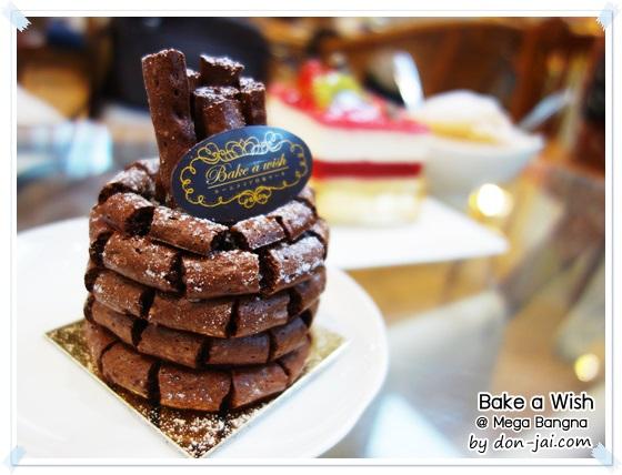 รีวิวโดนใจ >> Bake a Wish ร้านเค้กสไตล์ญี่ปุ่นที่รังสรรค์เค้กสุดน่ารักและอร่อยโดนใจ ที่ Mega Bangna