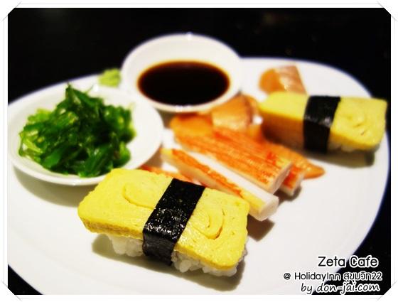 รีวิวโดนใจ >> Zeta Cafe (เซต้า คาเฟ่) มาทาน Dinner International Buffet @ Holiday Inn สุขุมวิท 22