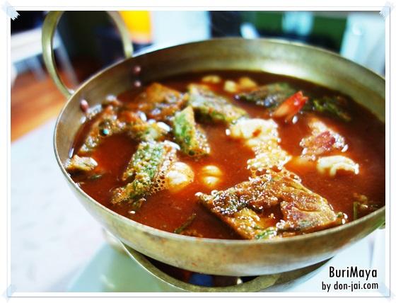 รีวิวโดนใจ >> BuriMaya (บุรีมายา) ร้านอาหารสุดชิค ราคาไม่แพงพร้อมบรรยากาศดีๆ ใจกลางเมืองแปดริ้ว