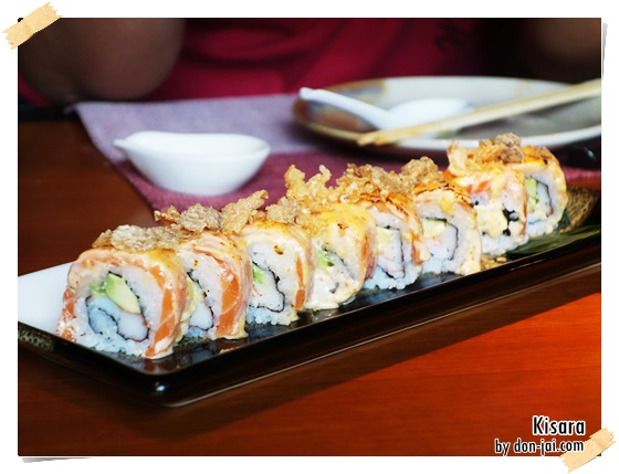 รีวิวโดนใจ >> Kisara (คิซาระ) ห้องอาหารญี่ปุ่น สร้างสรรค์เมนูอร่อยโดยมาสเตอร์เชฟ เคนจิ ที่โรงแรม Conrad