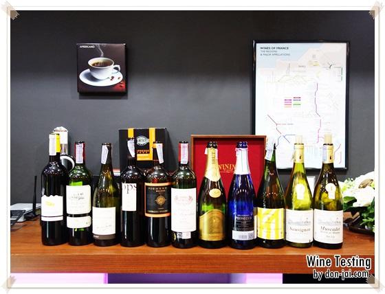 เข้าร่วมกิจกรรม Wine Testing and French Crepe Cooking กับเว็บไซต์สนุกไลฟ์พร้อมเหล่าบล็อกเกอร์