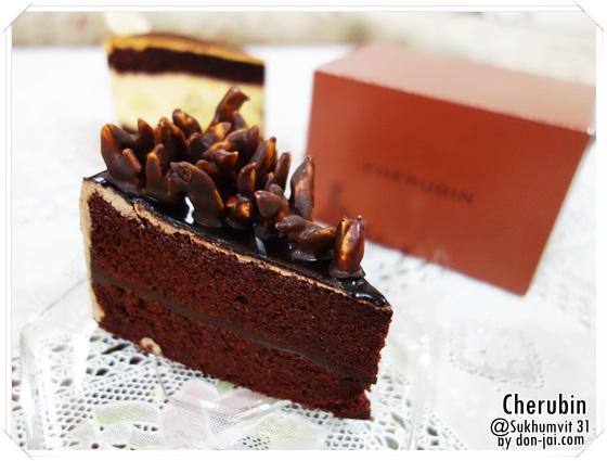 รีวิวโดนใจ >> Cherubin Chocolate Cafe  (เชรูแบง) ร้านที่คนรักช็อกโกแลตห้ามพลาด สุขุมวิท 31