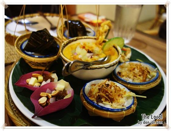 รีวิวโดนใจ >> The Local by Oam Thong ร้านอาหารไทยแบบต้นตำรับ ในซอยสุขุมวิท 23