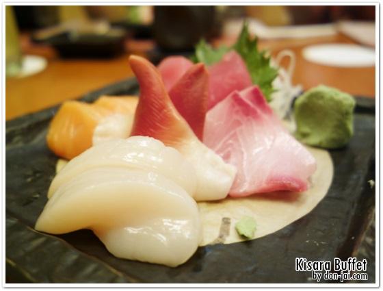 รีวิวโดนใจ >> KiSaRa Konnichiwa Weekend Brunch บุฟเฟ่ต์อาหารญี่ปุ่น ที่โรงแรม Conrad