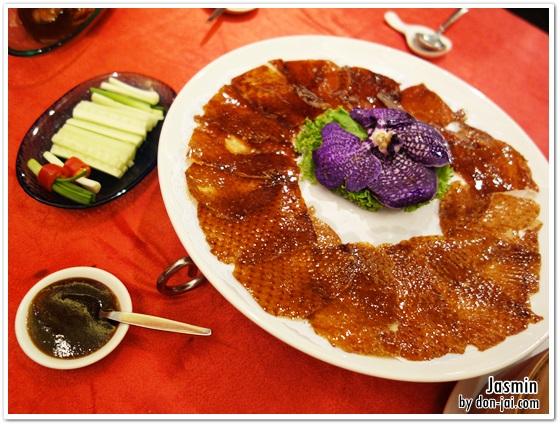 รีวิวโดนใจ >> ภัตตาคารจีน Jasmin ต้นตำรับความอร่อยของอาหารจีนที่อาคาร Time Square