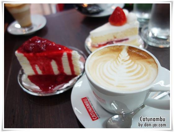 รีวิวโดนใจ >> Catunambu (คาทูนัมบุ) กาแฟพรีเมี่ยมจากสเปนและแกเลอรี่ที่ ซอยทองหล่อ13