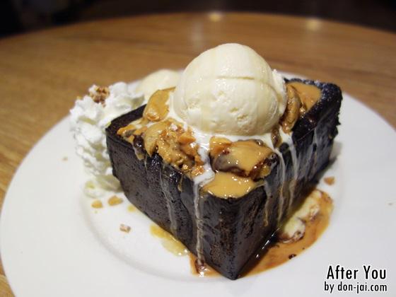 รีวิวโดนใจ >> After You Dessert Cafe เมนูใหม่ของกับความอร่อยแบบเดิมที่สาขาสีลมคอมเพล็กซ์