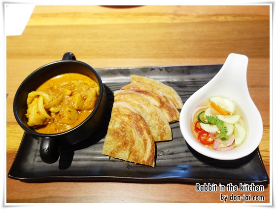 รีวิวโดนใจ >> Rabbit in the kitchen เริงร่าอาหารไทย อร่อยแบบต้นตำรับ ณ ใจกลางสยาม