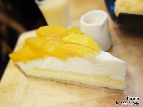 รีวิวโดนใจ >> Taruto (ทารุโตะ) ร้านทาร์ตผลไม้สไตล์ญี่ปุ่นแสนอร่อยที่ สีลมคอมเพล็กซ์