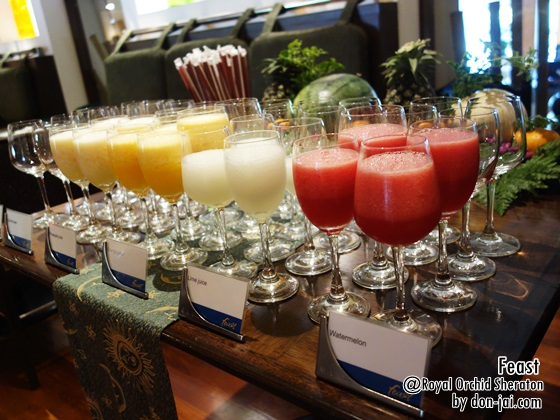 รีวิวโดนใจ >> Sunday Brunch กับเทศกาล Easter ที่ห้องอาหาร Feast โรงแรม รอยัล ออคิด เชอราตัน