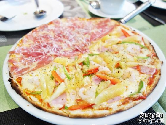รีวิวโดนใจ >> ลูกอิน (Look In) มาทานพิซซา พาสต้าแสนอร่อยกับบรรยากาศโดนใจ ในซอยสุขุมวิท 58