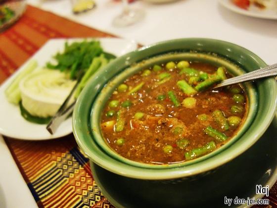 รีวิวโดนใจ >> นาจ (Naj Exquisite Thai Cuisine) ร้านอาหารไทยสุดหรูย่านสีลม