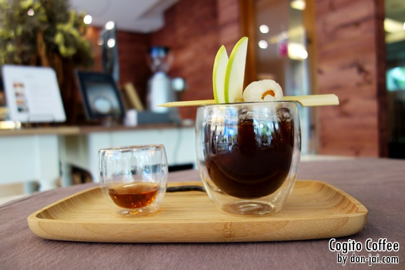 รีวิวโดนใจ >> Cogito Coffee ร้านกาแฟระดับพรีเมี่ยมและของหวานเอาใจคนรัสชีส