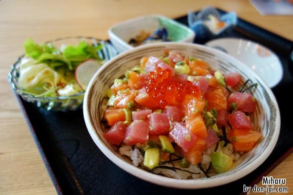 รีวิวโดนใจ >>Miharu (มิฮารุ) ร้านอาหารญี่ปุ่นสำหรับมื้อกลางวันของคนทำงานย่านศาลาแดง