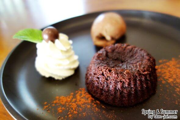 รีวิวโดนใจ >> Summer Chocolate House เอาใจคนรักช็อกโกแลตจากเชพพล ตัณฑเสถียร