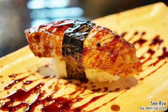 รีวิวโดนใจ >> Sen-ryo Sushi (เซนเรียว ซูชิ) อร่อยเต็มคำ กับซูชิสุดคุ้ม ในซอยทองหล่อ