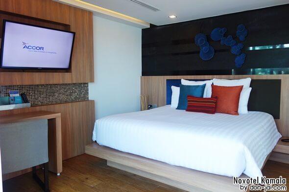 รีวิวโดนใจ >> Novotel Phuket Kamala Beach สุดประทับใจกับโรงแรมนี้เมื่อมาที่ภูเก็ต
