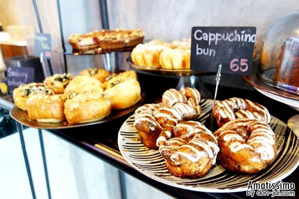 รีวิวโดนใจ >>ร้าน Amatissimo caffe (อะมาทิสสิโม คาเฟ่) กาแฟรสนุ่มๆ กับครัวซองสูตรเด็ด