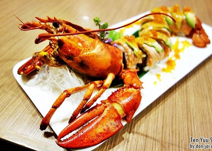 รีวิวโดนใจ >> Tenyuu Sho อิ่มอร่อยกับเมนูแปลกแหวกแนวแสนอร่อยที่ EmQuartier