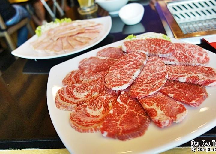 รีวิวโดนใจ >> Gyu Gyu Tei (กิวกิวเต้) สุดยอดร้านเนื้อย่าง ที่ติดใจจนต้องมาโดนอีกรอบ