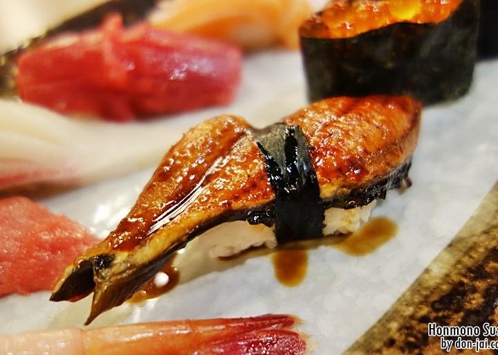รีวิวโดนใจ >>Honmono Sushi (ฮอนโมโน) ซูชิเริ่ดๆ แสนอร่อย ที่สาขาSiam Paragon