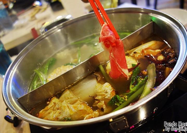 รีวิวโดนใจ >> Panda Master HongKong Shabu อร่อยกับชาบูสไตล์ฮ่องกง BTS ราชเทวี