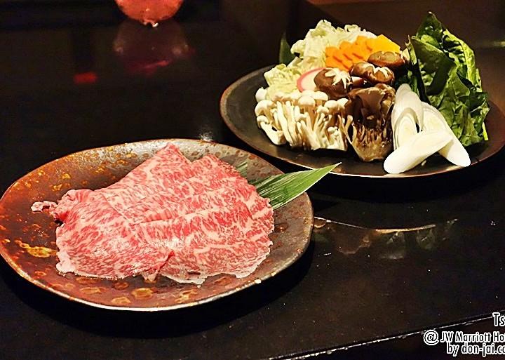 รีวิวโดนใจ >> ห้องอาหาร Tsu กับสุดยอดเมนูเนื้อ Kagoshima @ JW Marriott Hotel Bangkok