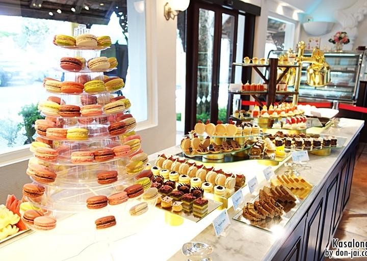 รีวิวโดนใจ >> ห้องกาสะลอง (Kasalong) กับบุฟเฟ่ต์ของหวาน อร่อยระดับโรงแรมดาราเทวี,เชียงใหม่