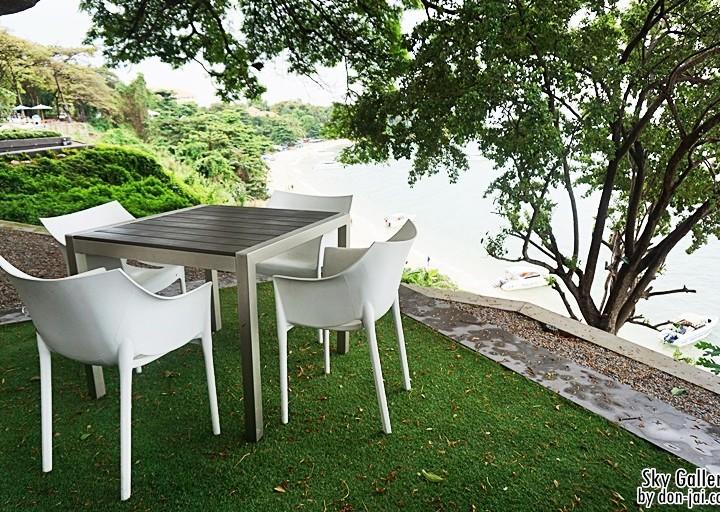 รีวิวโดนใจ >>The Sky Gallery Pattaya สุดยอดร้านอาหารบรรยากาศดีๆ วิวสวยๆ ในพัทยา