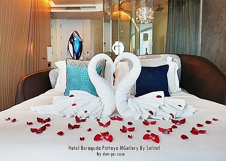 รีวิวโดนใจ >> Baraquda Pattaya - MGallery by Sofitel โรงแรมเท่ๆ สไตล์โมเดิร์นที่น่าไปลอง