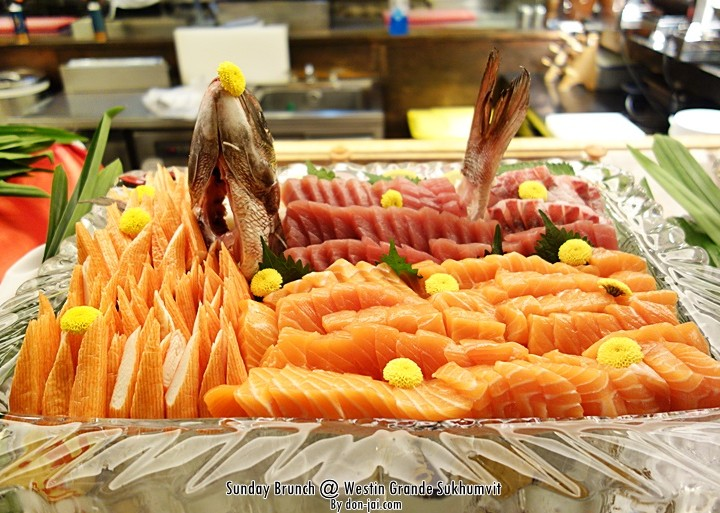 รีวิวโดนใจ >> Dine Around Sunday Lunch @ The Westin Grande Sukhumvit