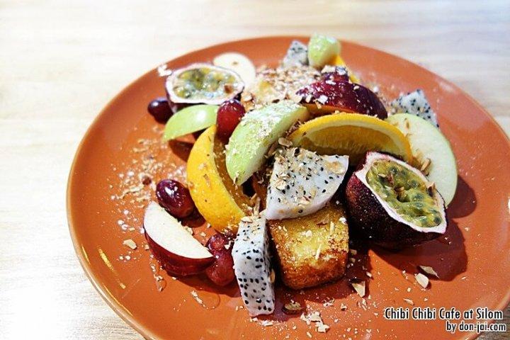 รีวิวโดนใจ >> Chibi Chibi cafe & atelier ร้านคาเฟ่ชิคๆพร้อมอาหารโดนๆเอาใจชาวสีลม