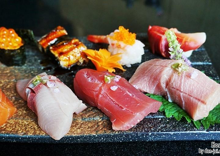 รีวิวโดนใจ >> Hoshi Japanese Restaurant อร่อยเต็มคำ จัดจานสวยเรื่ดที่สาขาบางนา