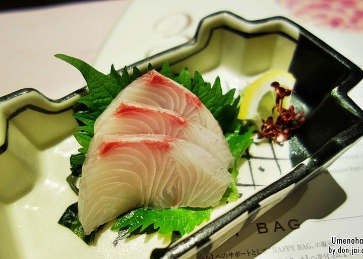 รีวิวโดนใจ >> ร้านอาหารญี่ปุ่น Umenohana ทองหล่อ ฉลองครบรอบ 3 ปีแล้ว